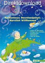 """Kostenloses Download-Paket zu """"Herzlich Willkommen Sternenkind"""""""