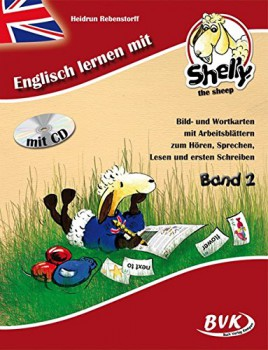 Englisch lernen mit Shelly Schülerband 2 inkl. CD