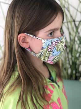 Mund-Nasen-Maske für Grundschul-Kinder und Lehrer