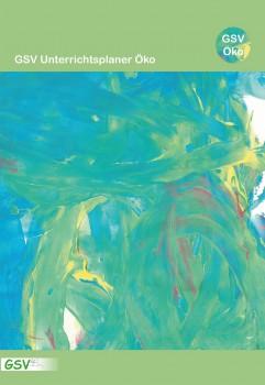 GSV Unterrichtsplaner Öko  immerwährend - DIN A4 Hardcover