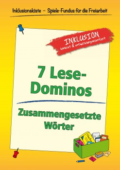 Lese-Dominos: Zusammengesetzte Wörter (ebook)