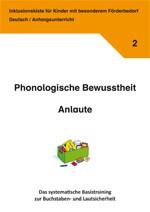 Inklusionskiste 2 - Phonologische Bewusstheit: Anlaute (ebook)
