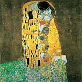 Klimt, Gustav - Der Kuss (1907/08)