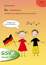 Die deutsche Nationalhymne - Materialien für den Musikunterricht in der Grundschule