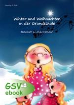 Winter und Weihnachten in der Grundschule: Notenheft zu O du fröhliche (ebook)