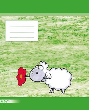 GSV Orga-Ordner Edgar, das Schaf