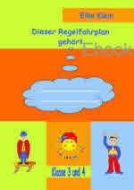 Mein Regelfahrplan (ebook)