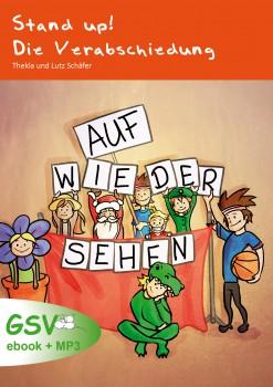 Stand up! Die Verabschiedung (ebook + mp3)
