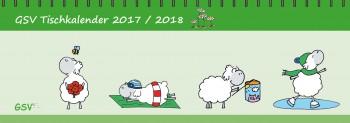 GSV Tischkalender - Edgar, das Schaf (Ansichtsexemplar)