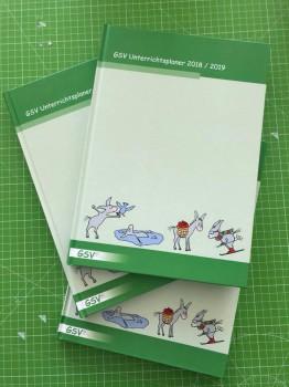 GSV Schulplaner 2019/20 Hardcover A4 (Vorbestellung)