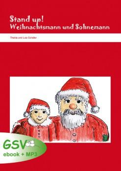 Stand up! Weihnachtsmann und Sohnemann (ebook auf CD)
