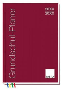 TimeTEX Grundschul-Planer A5-Plus (kostenloses Ansichtsexemplar)