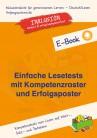 Inklusionskiste - Einfache Lesetests mit Kompetenzraster und Erfolgsposter (ebook)