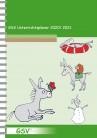 GSV Unterrichtsplaner DIN A5 – 2020/21