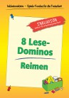 8 Lese-Dominos Reimen (ebook)