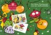 """Kamishibai Adventskalender: Der kleine Marsmensch / 10 Bildkarten + Lesebuch """"Der kleine Marsmensch"""""""
