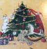 Geschenk-Schachtel Weihnachten, Silke Leffler