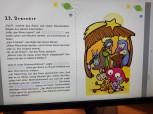 Der kleine Marsmensch und das Weihnachtsfest - interaktiver Leseadventskalender (CD-Rom)