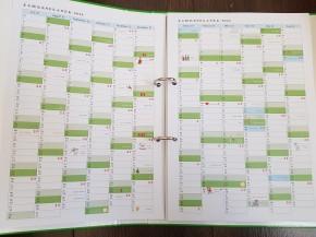 GSV Unterrichtsplaner für Teilzeitkräfte 2-Tage-Woche (Print-on-demand)