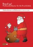 Stand up! Weihnachtsmann und Sohnemann