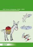 GSV Unterrichtsplaner DIN A5 – 2018/19