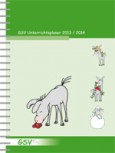 GSV Unterrichtsplaner für Grundschullehrer DIN A5 (Ansichtsexemplar)