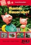 Kunst-Schachtel 4 - Bunter Bauernhof