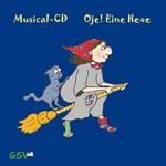 """Musical-CD """"Oje! Eine Hexe"""" (Vorserie)"""