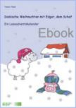 Diebische Weihnachten mit Edgar, dem Schaf - Ein Leseadventskalender (Ebook)