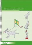 GSV Unterrichtsplaner DIN A5 – 2017/18