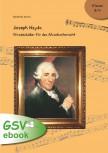 Joseph Haydn - Stundenbilder für die Grundschule