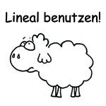 Stempel, Edgar das Schaf