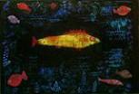 Klee, Paul  - der Goldfisch (1925)