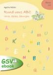 Rund ums ABC: Verse, Spiele, Übungen (ebook)
