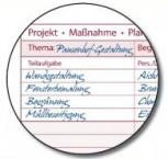 Schul-Projekte A4 (rot)
