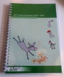 Kombi Unterrichtsplaner A5 2017/18 (Bestellnr. 1085) + Schutzumschlag (Bestellnr. 1568) (Vorbestellung)