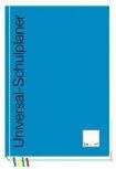 TimeTEX Universal-Schulplaner A5-Plus 2017/2018