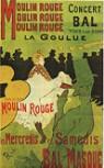 Kunstdruck Schule: Toulouse-Lautrec, Henri - Moulin-Rouge, La Goulue (1891)