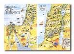 Wandkarten zum AT und NT