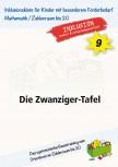 Inklusionskiste - Die Zwanziger-Tafel (ebook)