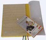 Aufsteck-Tasche für Schulplaner A4-Plus