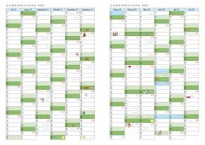 GSV Unterrichtsplaner 2021/22 DIN A4