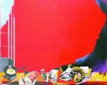 Guttuso, Renato - Die rote Wolke (1960)