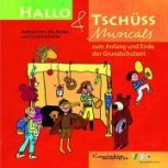 Hallo & Tschüss Musicals - CD