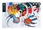 Kandinsky, Wassily - Courbe dominante (1936)