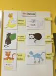 Kater Kasimir - Fröhliche Vorlagen für die Klassendienste in der Grundschule
