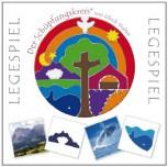 Der Schöpfungskreis - Legespiel: Biblische Geschichten spielerisch entdecken