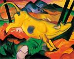 Marc, Franz - Die gelbe Kuh (1911)