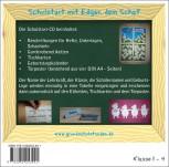Schulstart mit Edgar, dem Schaf (CD)